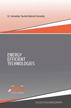 Cover for ENERGY EFFICIENT TECHNOLOGIES