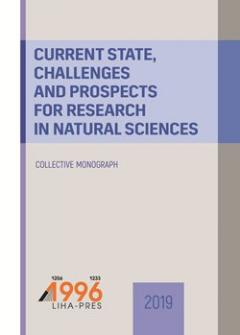 Cover for CURRENT STATE, CHALLENGES AND PROSPECTS FOR RESEARCH IN NATURAL SCIENCES